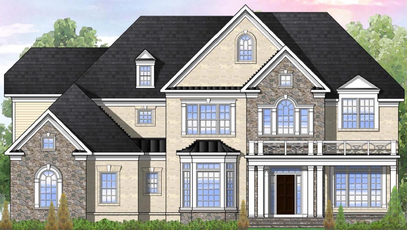 100 Carrington Homes Floor Plans Carrington New